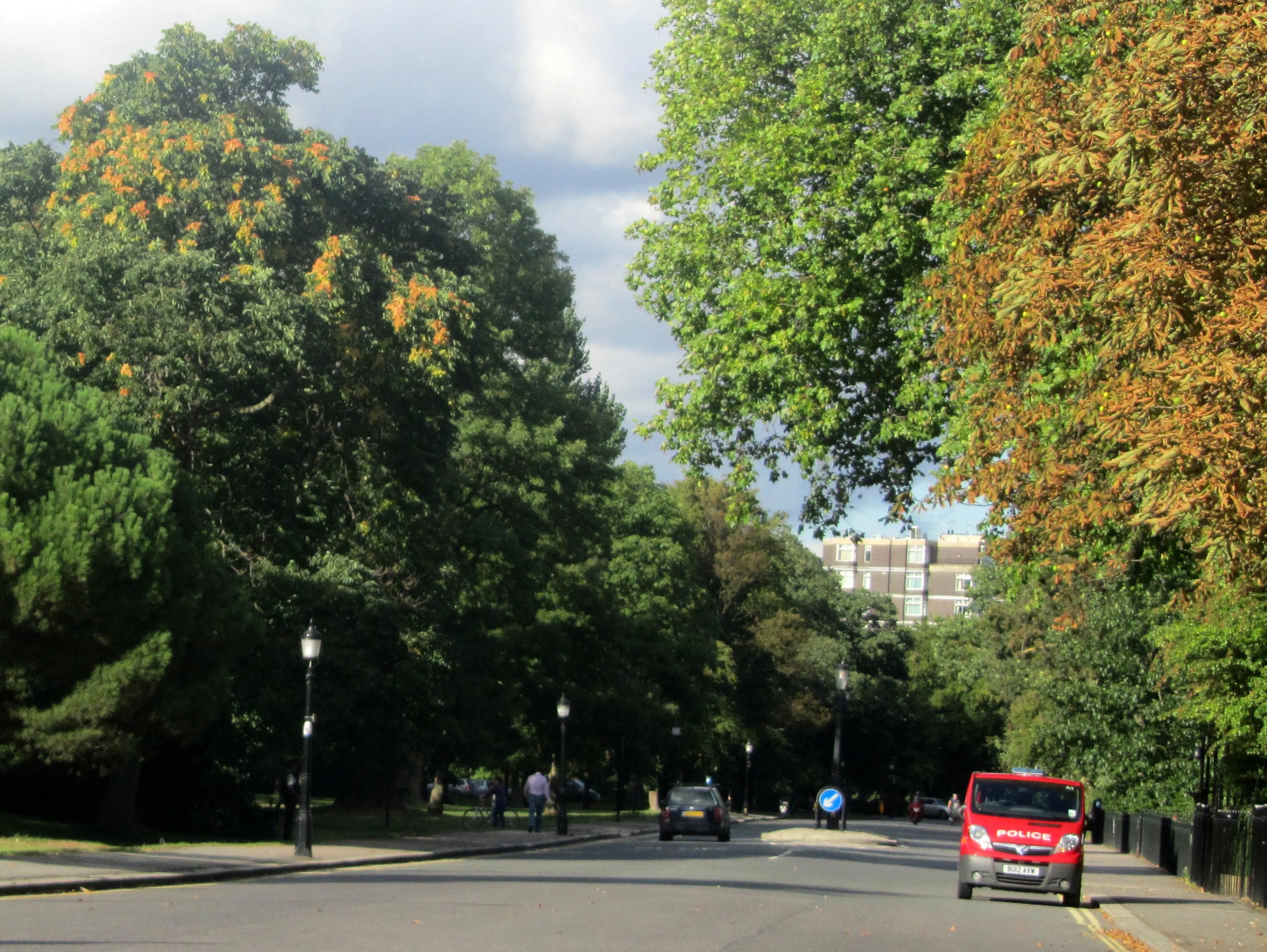 regents park nw1