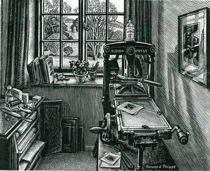 8 Print Room